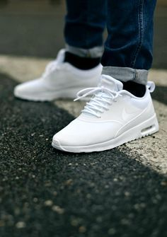 Nike Air Max Thea 'All White' via CHMIELNA 20 Buy it @ CHMIELNA 20 | Nike US | Finishline | Footlocker