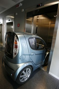 Volpe - The Smallest Car In The World