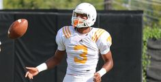 Tennessee Vols' Josh Malone showing maturity in second spring