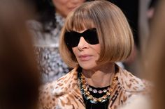 With fashion industry sales dwindling and political activism on the rise as New York Fashion Week kicked off this week, Vogue magazine editor-in-chief Anna Wintour spoke with The Wall Street Journa…