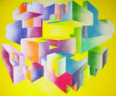 Art Style: Colored Pencils - 2011 Project