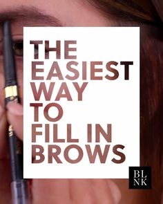 Faking fuller brows has never been easier. Share if you want brows like Claudia Vergara's.