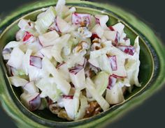 """From """"Autumn Waldorf Salad"""" story by Hayley on Storify — http://storify.com/Hayley14/autumn-waldorf-salad"""