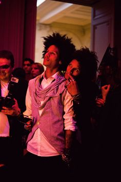The Les Twins (inspiration for my hair)