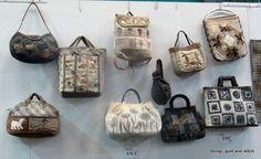 Scrap,quilt and stitch: Yoko Saïto, détails à admirer