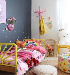Kids bedroom ideas   cool toddler rooms, more pics on the blog