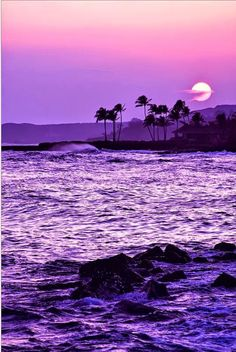 Hawaii Sunset, shared by Illusia Prestigious Skincare  begorgeous.net