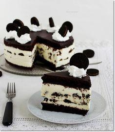 Gizi-receptjei. Várok mindenkit.: Oreo torta.