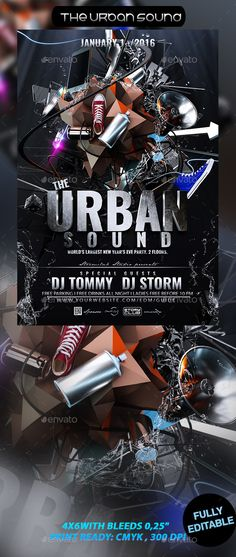 The Urban Sound  PSD Template • Download ➝ https://graphicriver.net/item/the-urban-sound/13145083?ref=pxcr