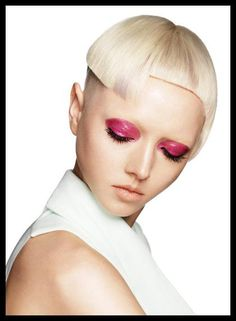 """Frank Apostolopoulos, Biba, Australian Hairdresser of the Year 2012, """"Cut Couture"""" Collection"""