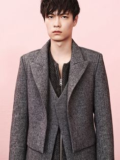 Sean Suen Fall/Winter 2014 Lookbook » Fucking Young!