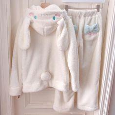 Cute Pajama Sets, Cute Pajamas, Kawaii Fashion, Cute Fashion, Fashion Outfits, Style Fashion, Cute Sleepwear, Mode Kpop, Mode Streetwear