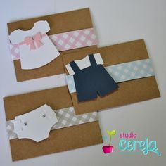 New baby cards diy boy Ideas Baby Shower Cards, Baby Shower Parties, Baby Boy Shower, Fancy Envelopes, Handmade Envelopes, Shagun Envelopes, Packaging Box, Baby Shawer, Envelope Design