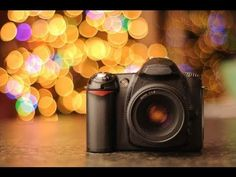 Bokeh Photography Tutorial  http://photoextremist.com/bokeh-tutorial     This photography bokeh tutorial will show you how to take a picture with a defocused background using a DSLR camera and shallow depth of field.