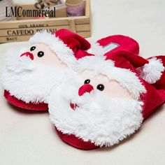 Christmas Craft Fair, Christmas Decorations, Xmas, Christmas Ornaments, Funny Slippers, Fluffy Shoes, Baby Girl Sandals, Craft Fairs, Cool Things To Buy