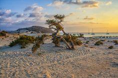 Sunset in Elafonissos