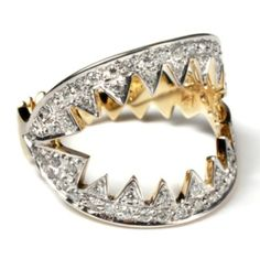 Jaws Ring~ ♛