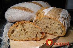 Výnimočný chlieb pripravený na výnimočnú príležitosť, ktorá nastane len raz do roka. Bread Recipes, Snack Recipes, Cooking Recipes, Snacks, Czech Recipes, Russian Recipes, Pan Bread, Bread Baking, Cas