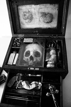 implements of a necromancer