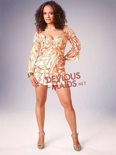Judy Reyes, Devious Maids, Cover Up, Actresses, Fashion, Female Actresses, Moda, Fashion Styles, Fashion Illustrations