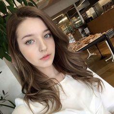 Angelina Danilova t Angelina Danilova, Chica Cool, Western Girl, Aesthetic Girl, Girl Face, Ulzzang Girl, Beautiful Eyes, Pretty Face, Girl Photos