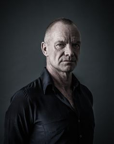 Sting | New Work | Andy Gotts MBE