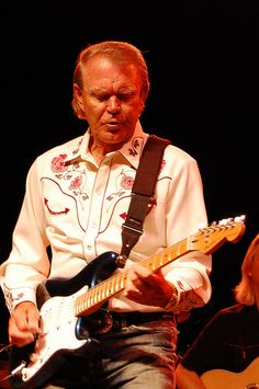 Glen Campbell in 2008