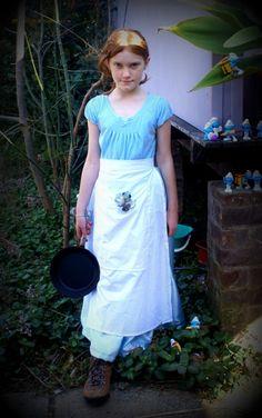 tiffany aching costumes - Google Search