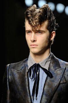 bottegaveneta4 Rockabilly hair for men: onwards and upwards