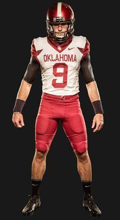 Trevor Knight—OU alternate uniform. #bringthewood