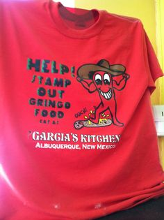 Garcia's in Albuquerque NM on Route 66.  Definitely worth a stop.
