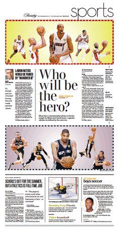 Sports, June 20, 2013.