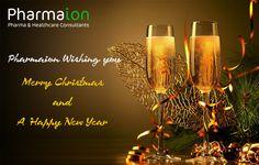 Happy Christmas & Happy New Year By Pharmaion
