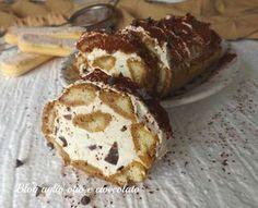 Il rotolo freddo tiramisu', è un dolce semplicissimo e tanto goloso ed è ottimo da gustare nelle calde giornate Estive La crema è senza uova