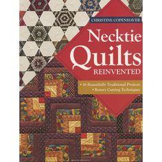 Afbeeldingsresultaat voor necktie quilts