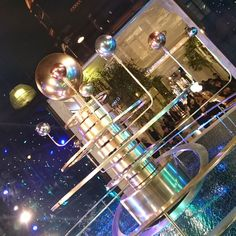 provocative-planet-pics-please.tumblr.com The universe #planets #selfridges #Christmasdisplay #notreallychrismassy #London by nush.j https://instagram.com/p/-R1lk8L7ss/