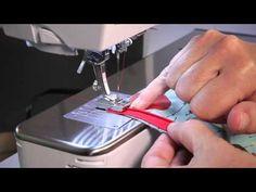 Some great sewing tutorial videos from Bernina.