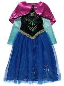 Disney Frozen Anna Music & Lights Fancy Dress, read reviews and buy online at George. Shop from our latest range in Kids. Do they want to build a snowman? We...