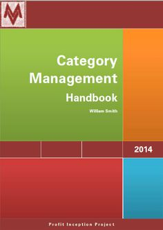 Category Management Handbook