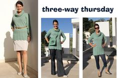 Three Way Thursday  from www.dresscodediva.blogspot.com