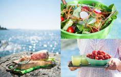 NYT NORGE sommerkampanje 2013 - Metro Branding AS Dairy, Branding, Cheese, Food, Brand Management, Essen, Meals, Identity Branding, Yemek