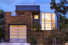 Open House Obsession: Architect's Own Home in Bernal Heights on the Market Cottage Design, House Design, California Homes, Modern Exterior, Luxury Real Estate, Open House, Facade, San Francisco, Mansions