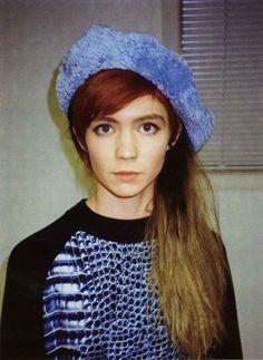Claire Boucher #Grimes