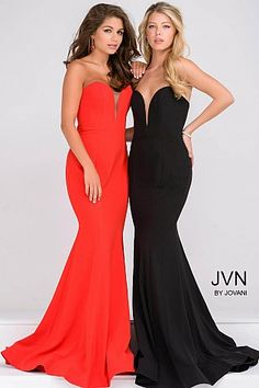Absolutely breathtaking! JVN by Jovani now available at Mia Bella. #miabellacouture #californiaglam #jovani #jovanifashions #JVN
