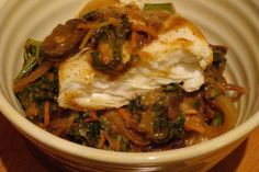 Indian-Spiced Halibut Curry  (Gluten Free, Dairy Free)