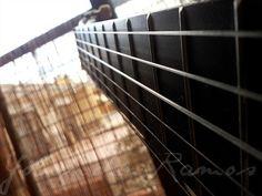 """""""Cuerdas de guitarra"""" de Yolanda Ramos"""