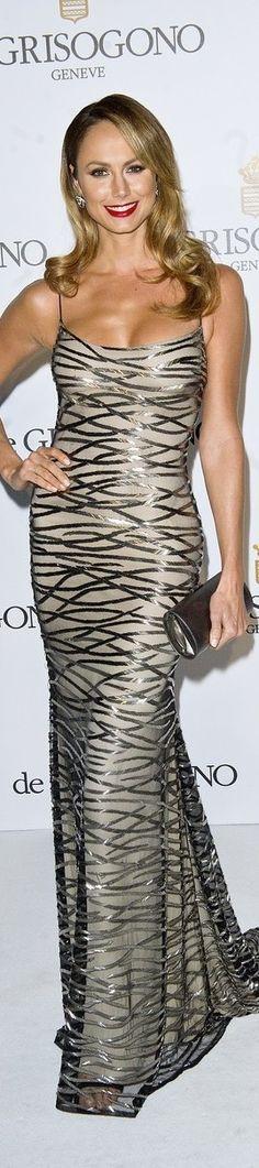 Stacy Keibler...2013 Cannes Film Festival ♥✤