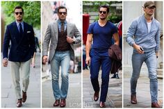 David Gandy and his best runway. The street . Perfection.  #LCMSS17 #DavidGandy