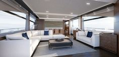 The new Princess 88 Motor Yacht unveiled - Full News Archive - SuperyachtTimes.com
