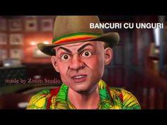 Dumitru - BANCURI NOI CU UNGURI 2018 - YouTube Studio, Youtube, Studios, Youtubers, Youtube Movies